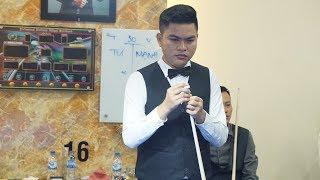 NGUYỄN TRẦN THANH TỰ - NGỌC VŨ. Giải Billiards Carom 3 Băng Quảng Ngãi. Tranh Cup Lions