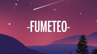 Feid - FUMETEO (Letra/Lyrics)