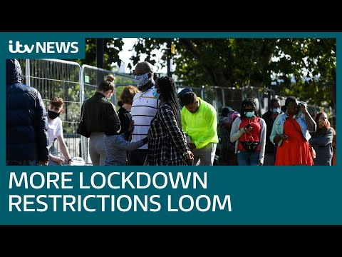 More lockdown restrictions