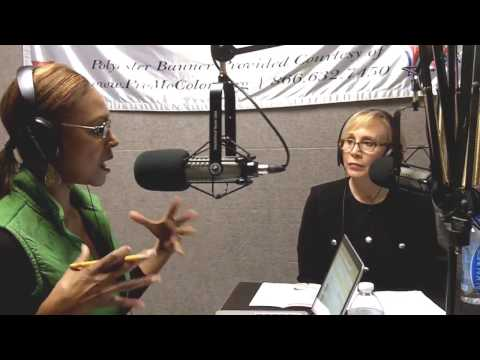 I Am Woman Radio Interview with Lyn Ross