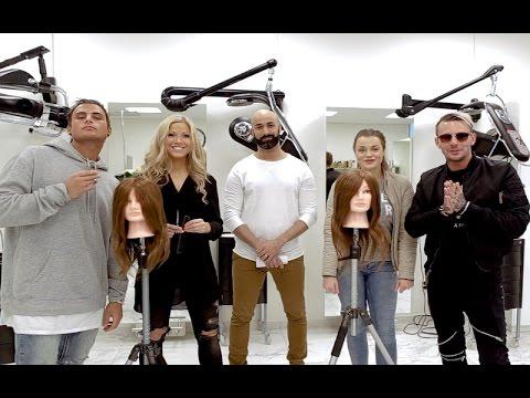Hairdresser challenge #3 (Samir & Sigrid)