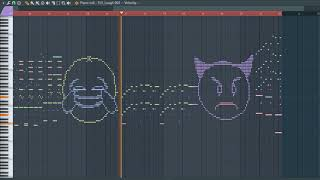 What Emoji Sounds Like, #3 - MIDI Art