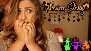HALLOWEEN STORY TIME! First Time Trick Or Treating!