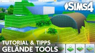 Tutorial: Die Sims 4 Gelände Tool nutzen - Anleitung & Tipps