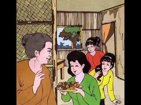 Rối bàn tay truyện Ba cô gái - Nhất Chi Mai