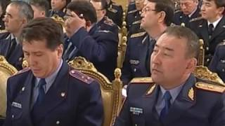 Бандиты в погонах Казахстана