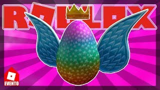 [Evento] Como Ganhar o ovo (Whimsical Egg, the Wonderful )Da Páscoa Roblox 2019