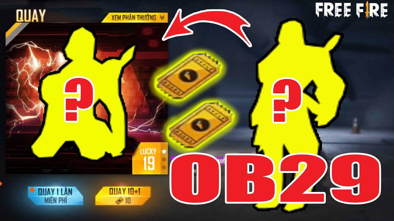Hé Lộ Gói Đồ Sẽ Xuất Hiện Trong VQMM Vàng OB29, Pha Một Cân 6 Mãn Nhãn   Free Fire