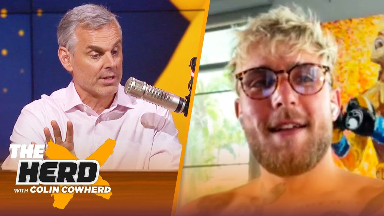Jake Paul: 'I'm the money fight for Conor McGregor', talks Tyron Woodley match | THE HERD