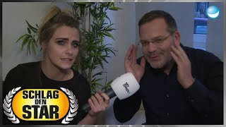 Was Stefan Raab Elton für die erste Sendung mitgab - Schlag den Star