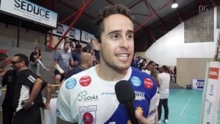 Superliga B: Jaó/Universo vence Monte Cristo no primeiro jogo das quartas de final