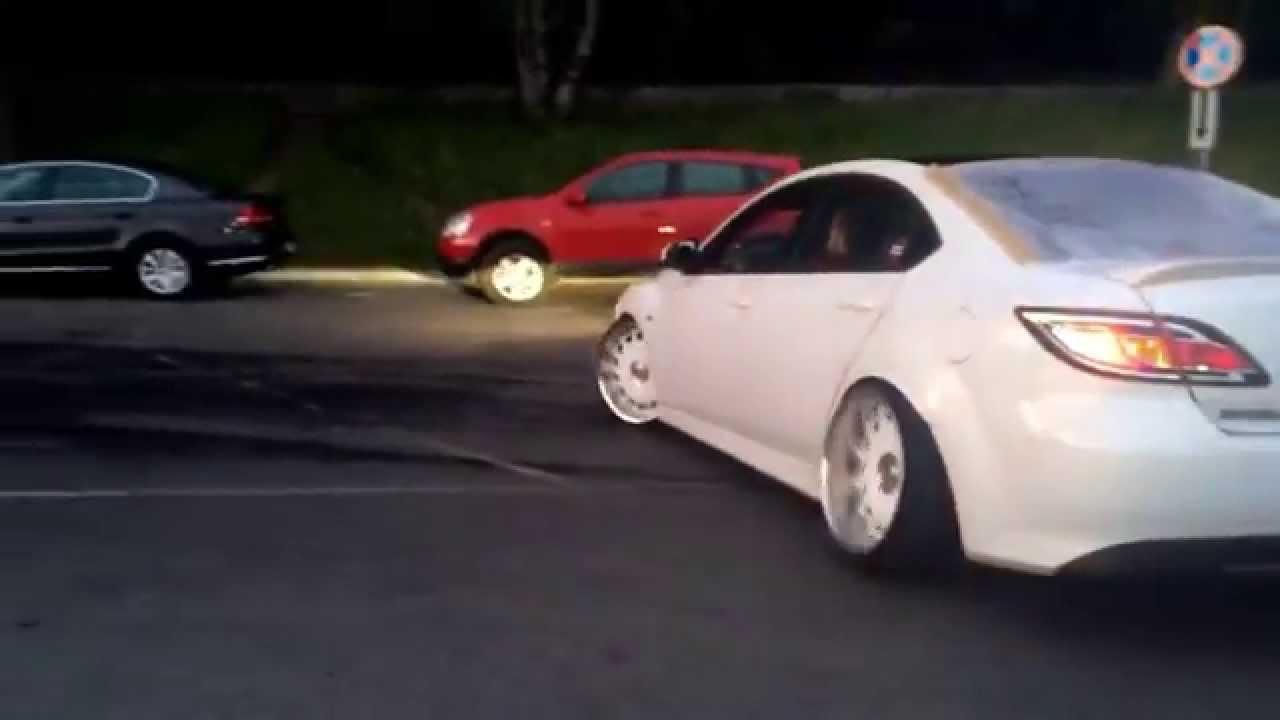 Mazda6 Stance