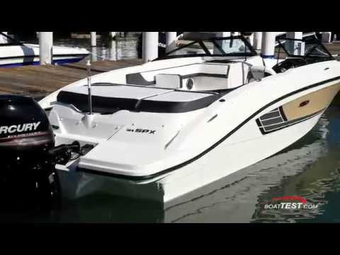 Sea ray 19 spx sweepstakes 2018