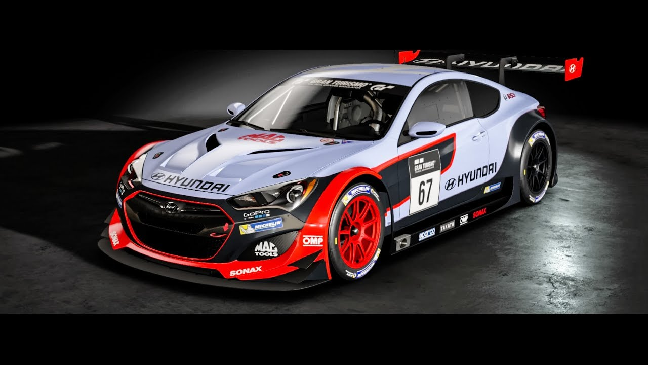 Genesis Race Car