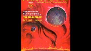 A Walk in The Dark by Arthur C. Clarke (Mind Webs SF Audio Drama)