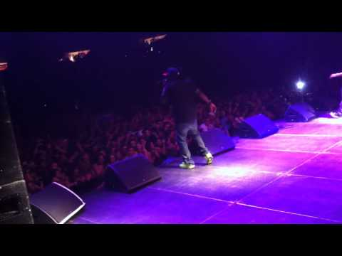 Barstool Sports Back to Stool Umass - Wale LIVE at Mullins Center
