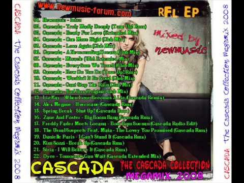 Cascada Collection Megamix 2008
