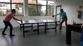 Ping pong com Parceiro da Yeptv