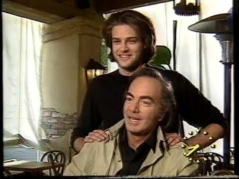 Neil Diamond interview 1992 TV AM Part Two
