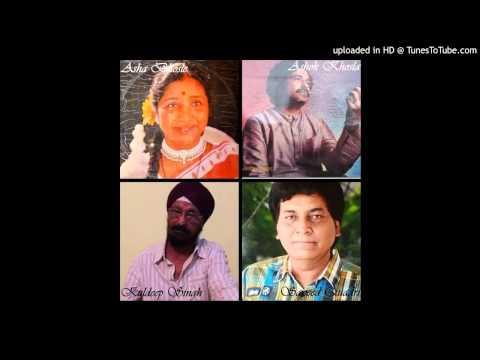 Asha Bhosle & Ashok Khosla - Is Waqt Ke Paaon Mein - Dhat Teri Ki