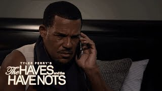 David Vows to Kill Veronica   Tyler Perry's The Haves and the Have Nots   Oprah Winfrey Network