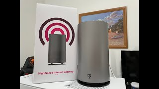 T-Mobile Home Internet Review! NEW MODEM? 5G?