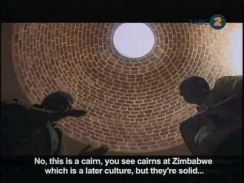architectureZA - Peter Rich on Mapungubwe