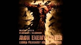 NEMESIS / Arch Enemy Cover - Cardio Pulmonary Arrest (HQ)