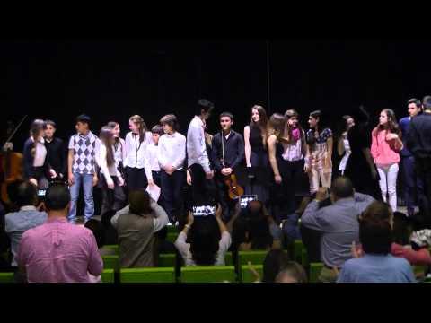 MUSIKA MÚSICA participantes (Conservatorio Ataúlfo Argenta de Santander)