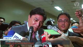 'Ano kami uto-uto?' Paolo Duterte lawyer hits Trillanes