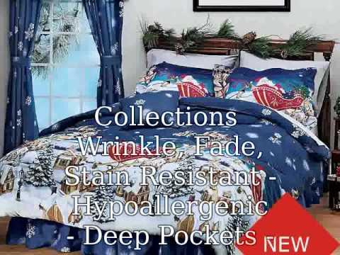Christmas Bedding Sets King