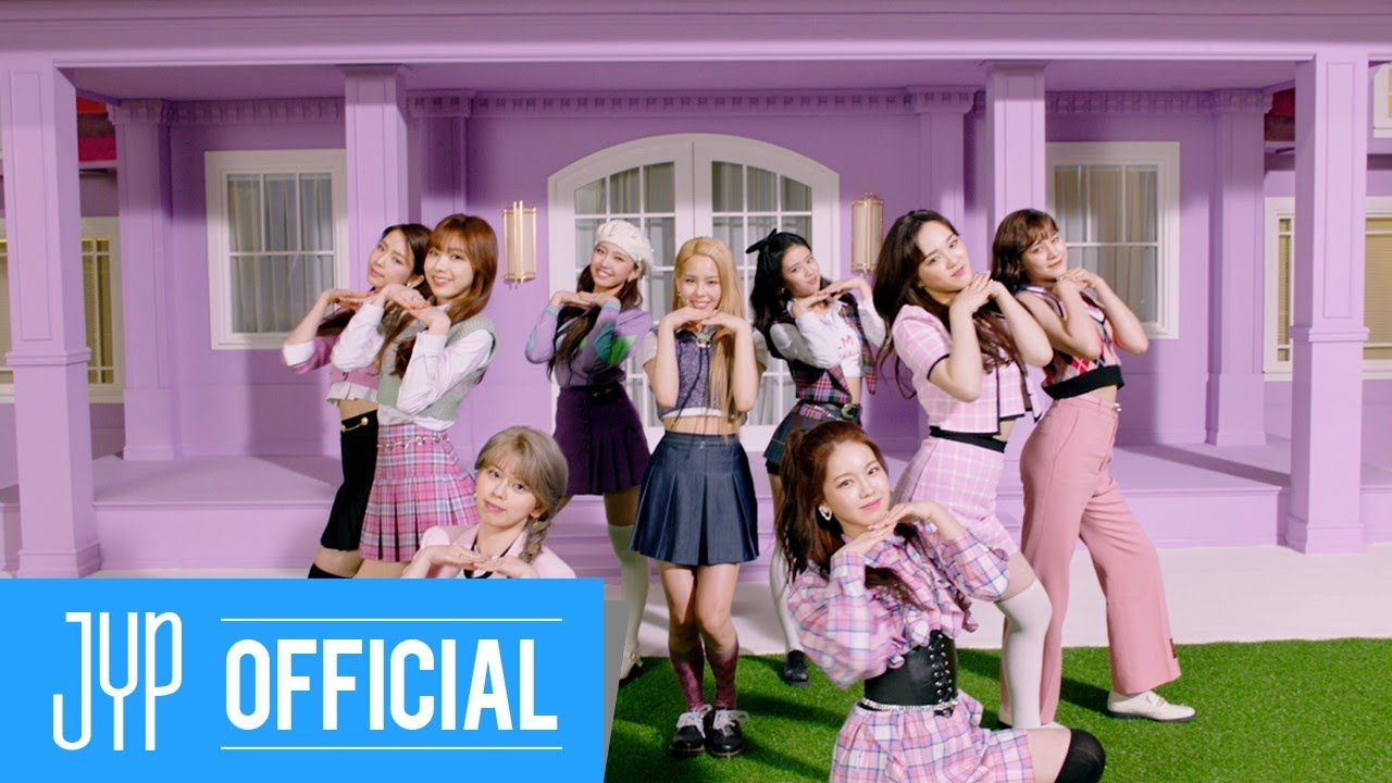 NiziU 新曲 『Poppin' Shakin' 』 MV