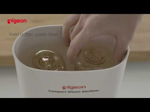 How To Use PIGEON Compact Steam Sterilizer
