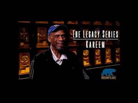The Legacy Series: Kareem Abdul-Jabbar
