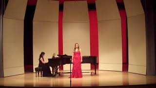 Erin Alford - Nadia Boulanger, Roses de Juin