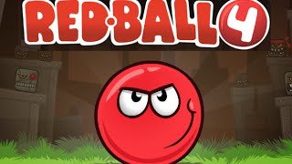 Red Ball 4 Full Gameplay Walkthrough
