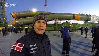 Futura mission: Launch preparation 3