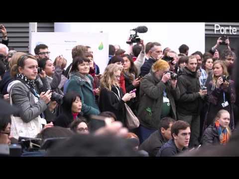 COP21: Civil Society action on 1.5DegC