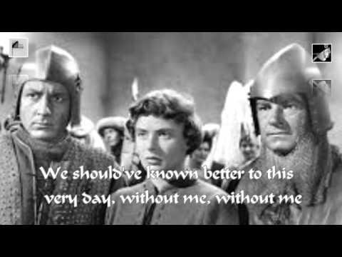 Joan of Arc with lyrics