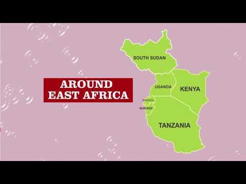 Around East Africa; Uganda opens hi-tech bridge