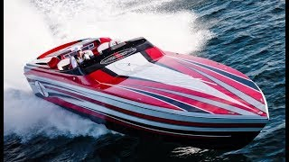 Top 5 Fastest boats in the world