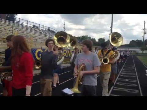 Kirtland High School Marching Band 2015 Season Highlights