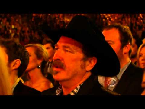 George Strait- Give It All We Got Tonight at the 48th AMC Awards 2013