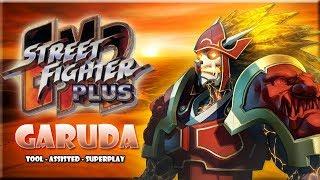 【TAS】STREET FIGHTER EX2 - GARUDA