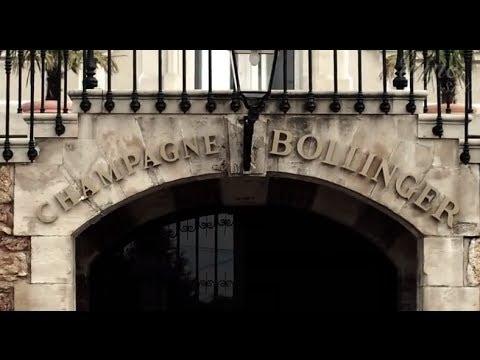 Rundvandring i Bollingers champagnehus