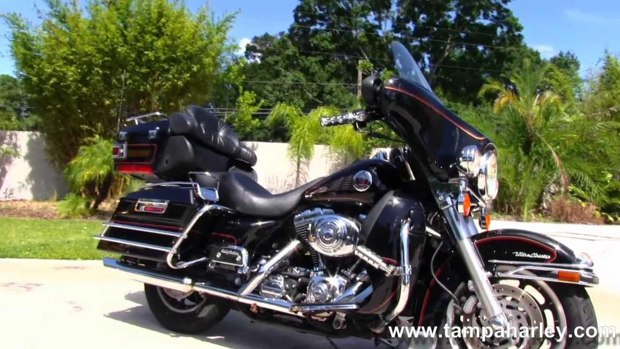 Used 2002 Harley Davidson FLHTCU Ultra Clic Electra Glide for ...