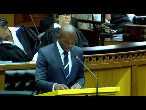 DA Mmusi Maimane fires shots at SA ANC President Jacob Zuma