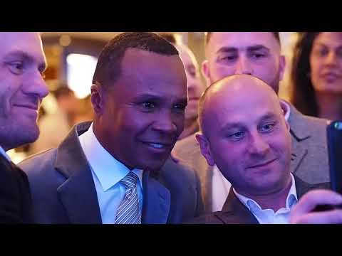 Sugar Ray Leonard Gala Highlights - London Sporting Club