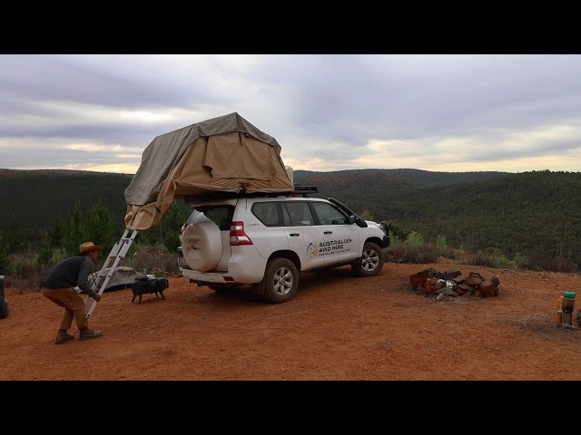 Perth 4WD Hire Adventure with Australian 4WD Hire