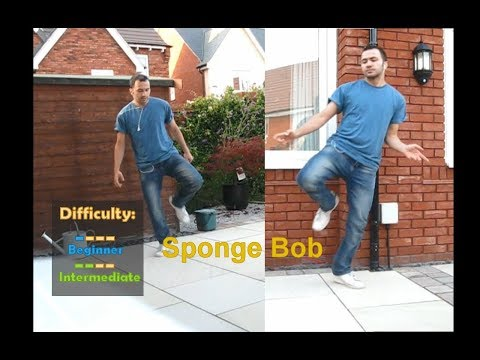 Electro Swing Dance Tutorial - 06) Sponge Bob